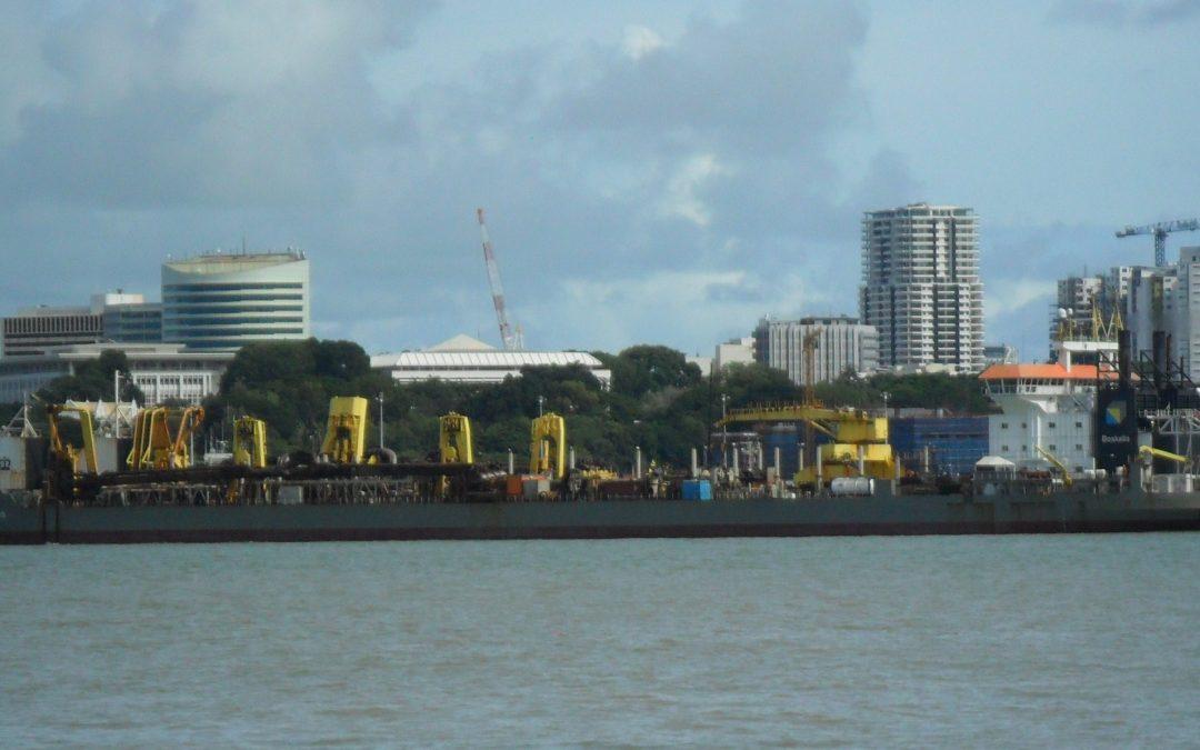 Marine and Dredging Superintendent, Darwin Australia