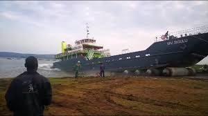New ferry, Jinja, Uganda